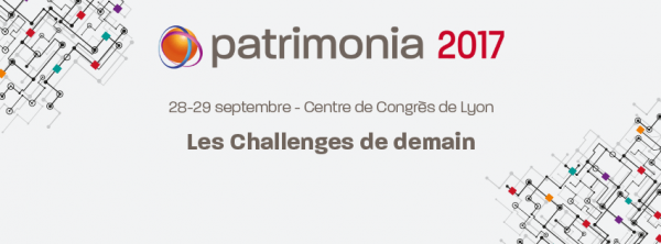 Salon Patrimonia 28-29 septembre 2017